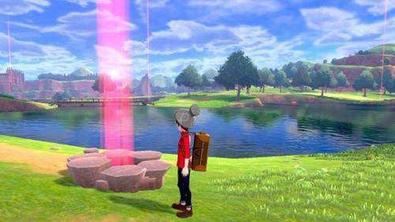 《寶可夢:劍/盾》寶可夢巢穴機制介紹