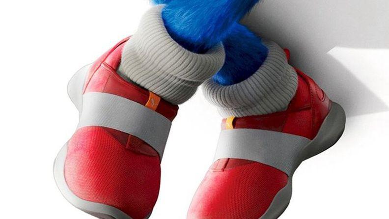 《索尼克》电影或将历史性地首次展示主角的双脚