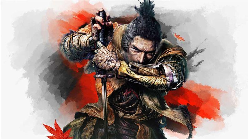 《只狼:影逝二度》榮獲2019年Steam年度游戲
