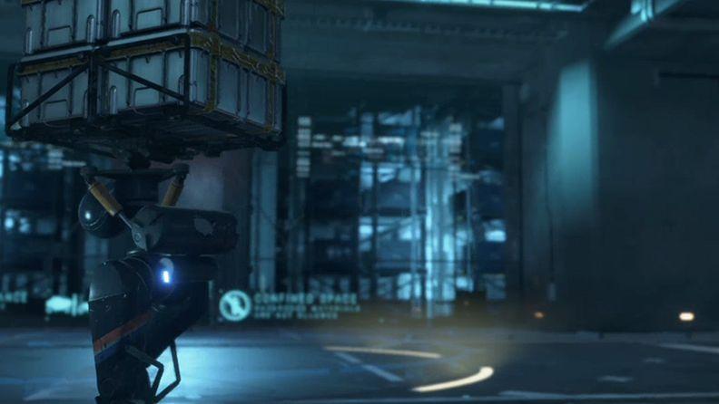 《死亡擱淺》攻略——第3節:芙拉吉爾 訂單24.運送原型機器人