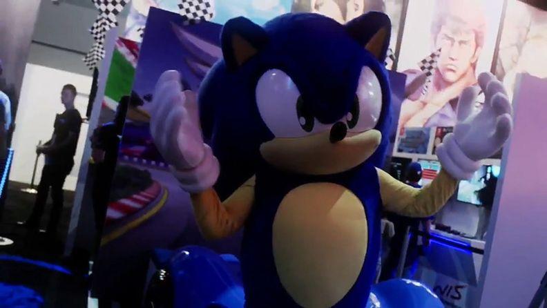 """世嘉新年視頻顯示索尼克將打開""""下一篇章"""""""