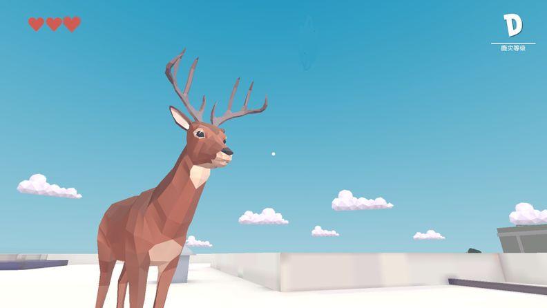 《非常普通的鹿》評測:有些空曠的禽獸樂園