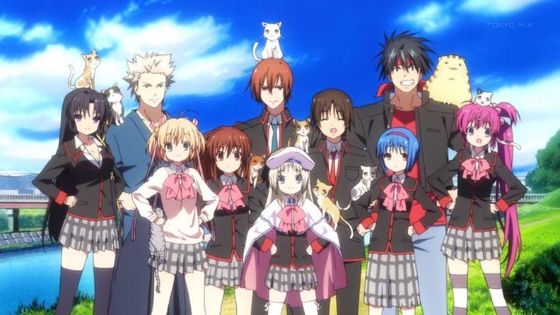 Little Busters! 便携版将于4月23日在日本发售