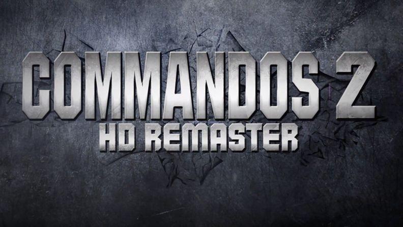 《盟軍敢死隊2 HD 重制版》中文版今日登陸Steam