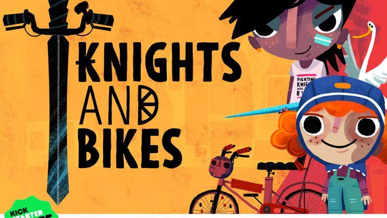 《騎士與自行車》將于2月6日登陸Switch平臺