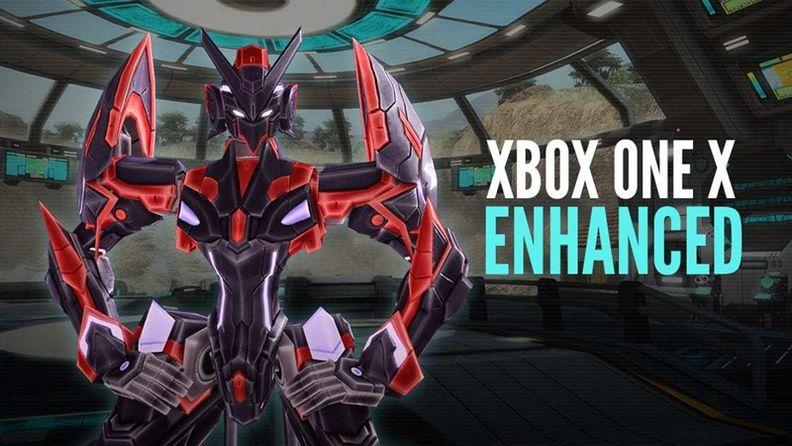 《夢幻之星在線2》Xbox One X版將支持4K分辨率