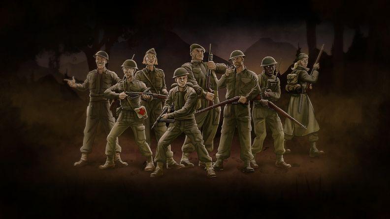 《斷線》評測:玩法頗具新意的二戰策略游戲新作