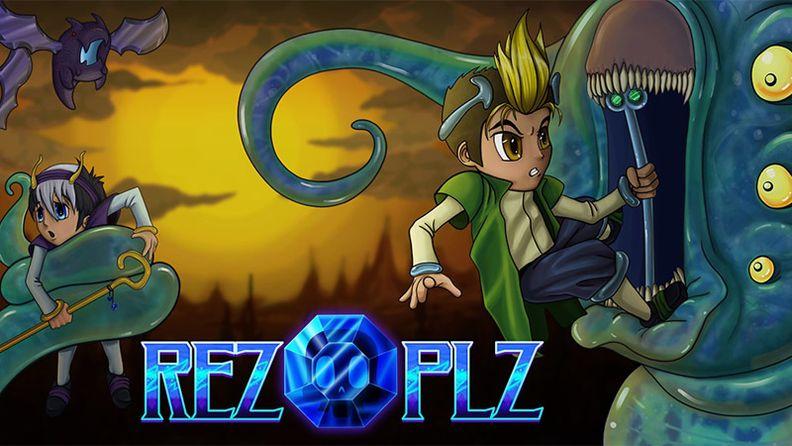 "《REZ PLZ》發布""金屬世界""預告片 PAX提供試玩"