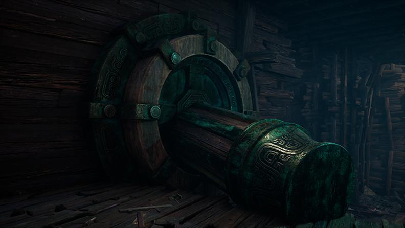 《軒轅劍柒》游戲場景視頻公開 魯班遺跡再現