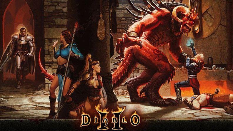 IGN游戲節時間表公布 《暗黑破壞神II》重制將公布?