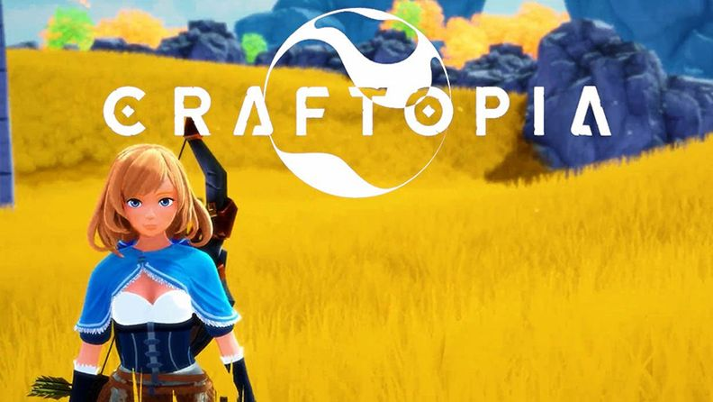 生存建造游戲Craftopia將于7月推出搶先試玩版