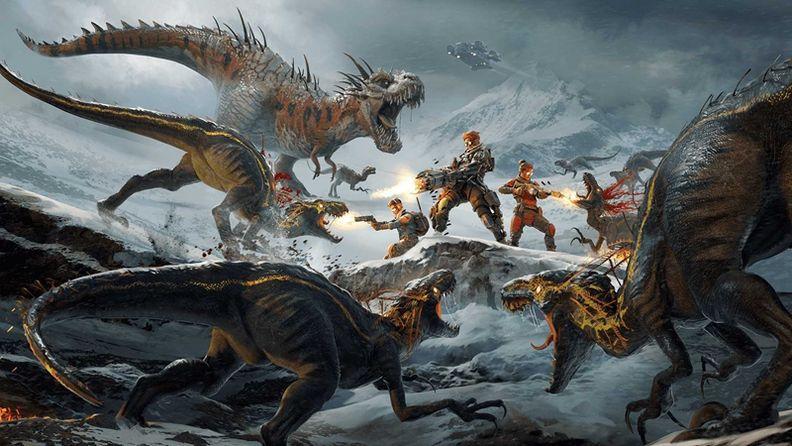 次世代游戲《二次滅絕》11分鐘實機演示公開