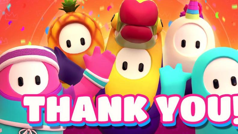 《糖豆人 終極淘汰賽》PS4版玩家數突破820萬