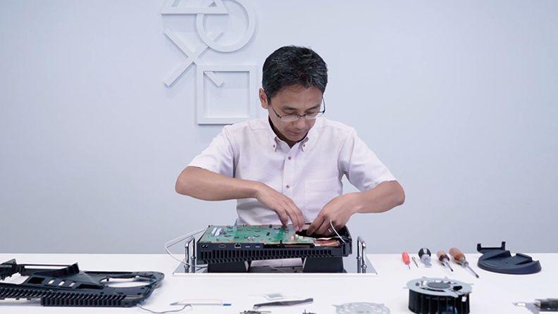 索尼官方公布PS5拆解視頻 展示主機的內部結構