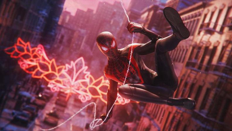 《漫威蜘蛛俠:邁爾斯·莫拉萊斯》進廠壓盤