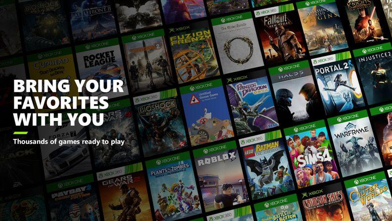 Xbox Series向下兼容内容公开 云存档直接继承