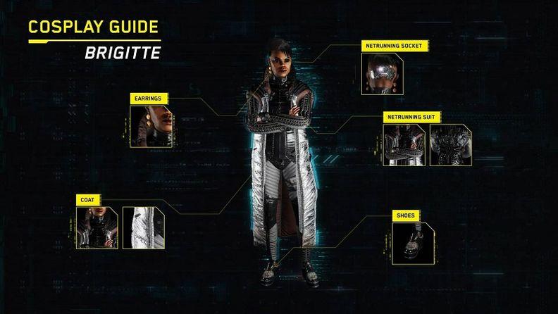 《赛博朋克2077》官方Cosplay大赛决赛即将开始