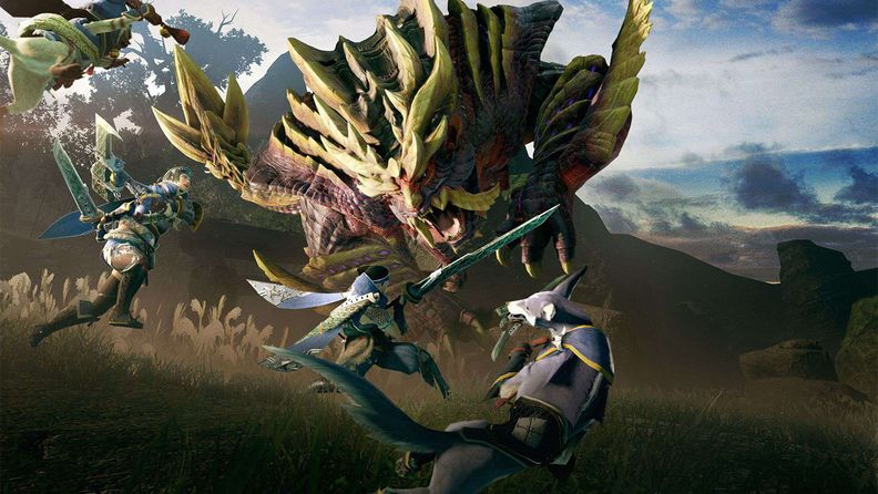 《怪物猎人:崛起》全攻略汇总