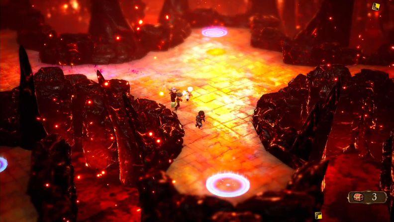 《勇氣默示錄2》全流程視頻攻略第5章:火之殿
