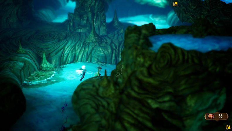 《勇气默示录2》全流程视频攻略第5章:水之殿