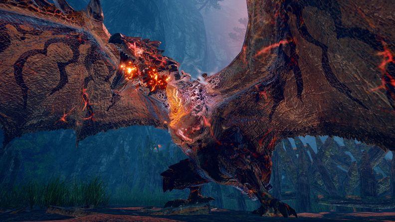 Capcom發布《怪物獵人 崛起》1.1.2版本更新
