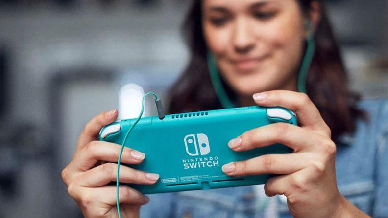 任天堂Switch最新更新或将支持蓝牙音频