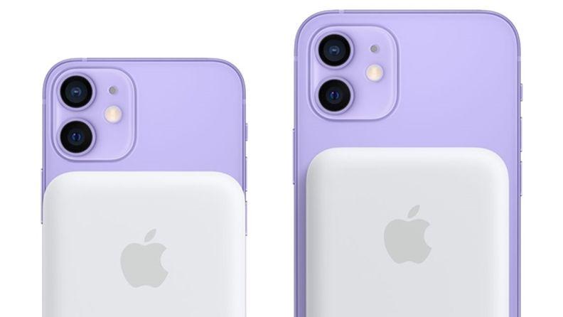 苹果发布MagSafe外接电池售价749元