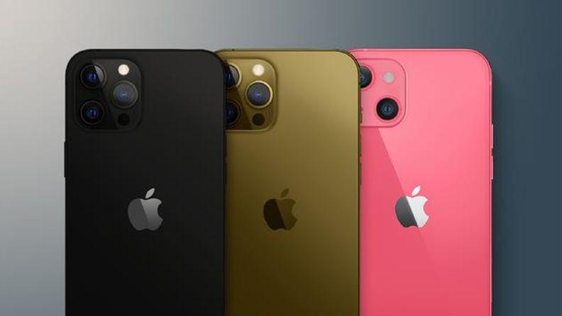 iPhone13系列提前上架曝光 新增粉色配色