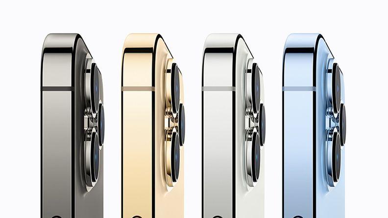 iPhone 13系列价格出炉 :13接近破发,13 Pro系列加1000