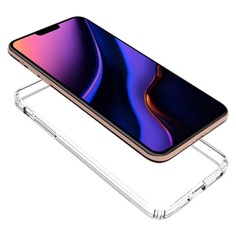iPhone 11 Max带壳渲染图曝光:静音开关改为圆形