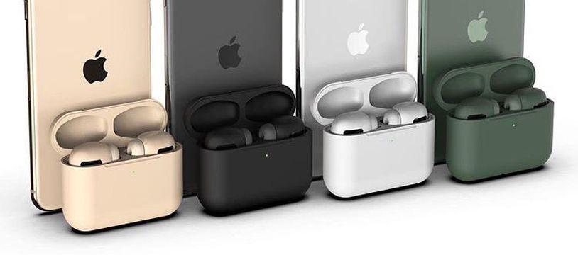 iPad Pro、16寸 MacBook Pro、AirPods等苹果新品即将发布