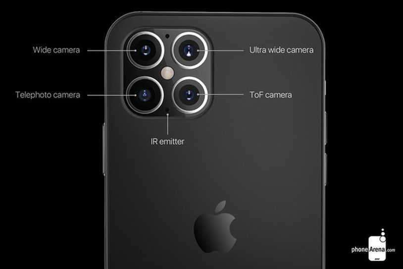 供应链:预计2020年三款新iPhone总出货量将达到1.1亿-1.2亿部