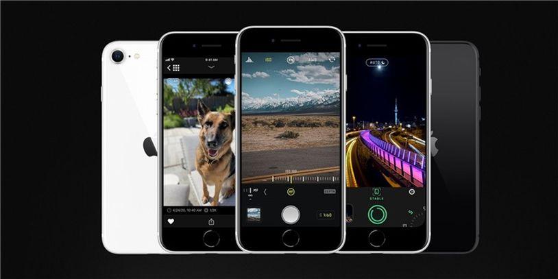 新款iPhone SE人像拍摄模式无法识别其他物体不要慌  Halide应用来解决