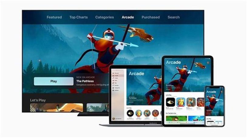 蘋果在游戲軟件得分排名榜中排名下降 降至倒數第38