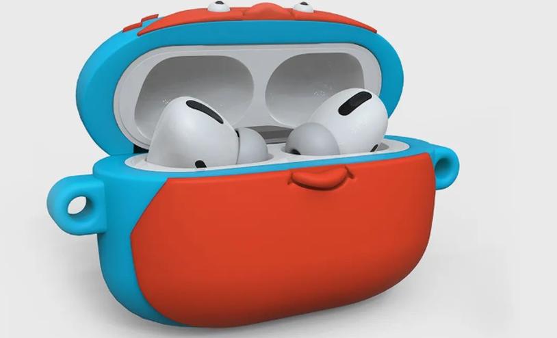 設計師設計五款AirPods保護殼 各具特色 潮流新穎