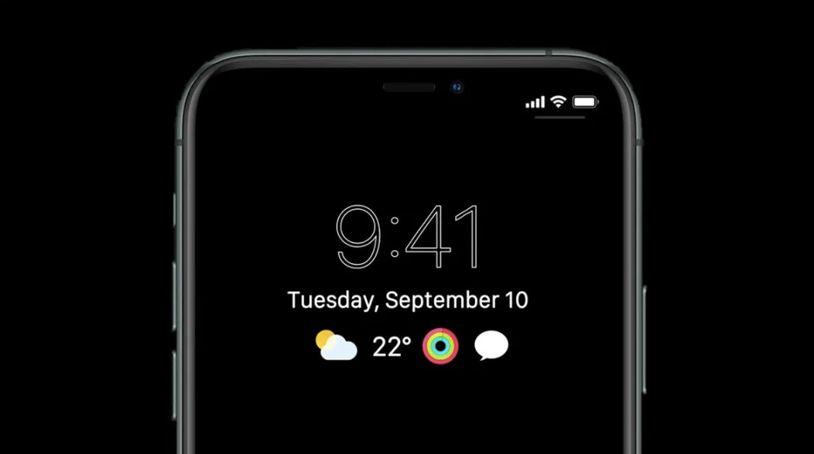 Mark Gurman:iPhone 13 可望带来熄屏显示功能