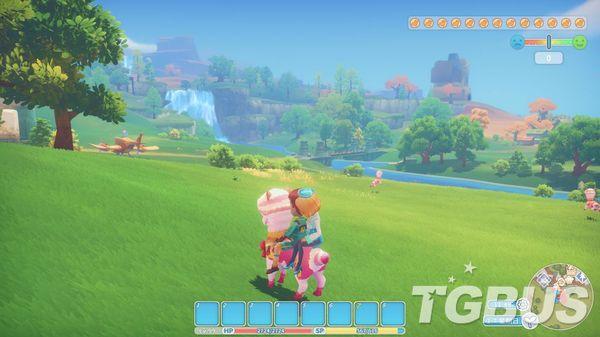 模擬經營游戲《波西亞時光》手游預約已開啟