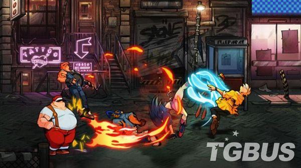 《怒之鐵拳4》公布首個實機試玩演示視頻