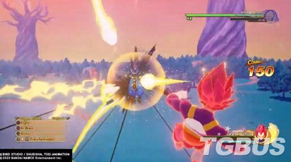 《龍珠Z:卡卡羅特》1血貝吉塔45秒擊敗破壞神