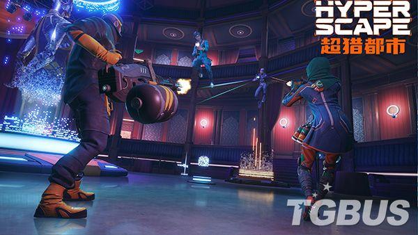《超獵都市》公開測試現已向全球PC玩家開放!