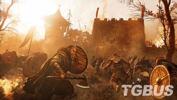 《刺客信条:英灵殿》将于11月17日正式发售