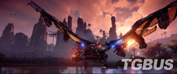 《地平線:零之曙光》PC版評測:細節質感的自由世界