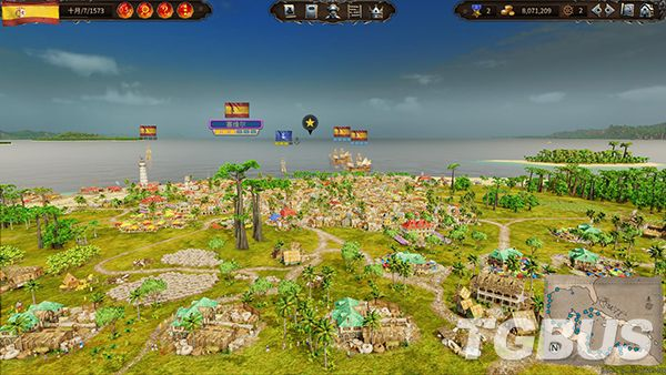 《海商王4》評測:地圖與海戰機制的徹底革新