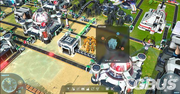 《戴森球計劃》試玩體驗:從第一座礦機,到主宰整個宇宙