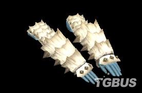 《怪物獵人:崛起》防具圖鑒:冰牙龍腕甲