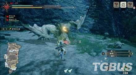 《怪物獵人:崛起》心得技巧——獵人陷入屬性異常的效果和應對方法