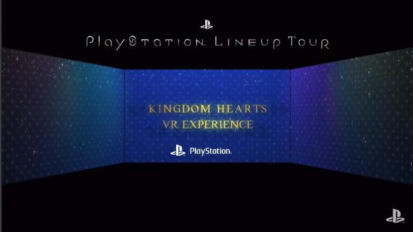 索尼PlayStation LineUp Tour发布会汇总