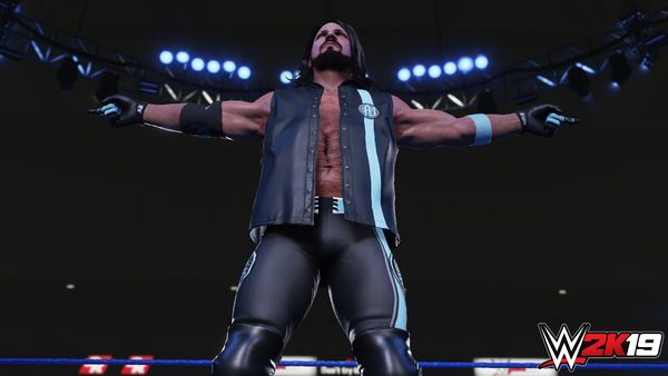 《WWE 2K19》正式登陆PS4/Xbox One/PC平台