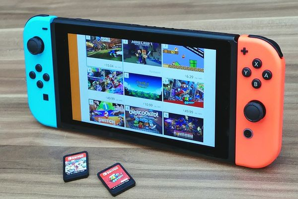 Nintendo Switch使用宝典 解答你的一切疑惑