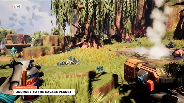 《Journey to the Savage Planet》E3试玩报告